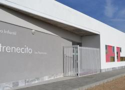 233 niños y niñas de la localidad sevillana de Guillena inician el curso escolar en las guarderías municipales con la novedad del estreno de la nueva escuela infantil El Trenecito en el término de Las Pajanosas