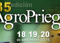 Priego de Córdoba acoge la XXXV edición de la Feria de Maquinaria Agrícola, Fertilizantes, Fitosanitarios y Agroalimentaria (Agropriego) durante todo el fin de semana, con distintas actividades programadas