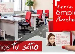 Comienza la primera edición de la Feria de Empleo del municipio sevillano de Marchena dirigida a personas desempleadas, emprendedoras, recién tituladas o en vías de acabar la formación universitaria