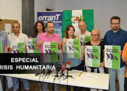 Atarfe lidera junto a otros municipios granadinos como Peligros, La Zubia, Cájar y Vegas de Genil un plan provincial para socorrer a la ciudadanía siria que buscan refugio escapando de la guerra