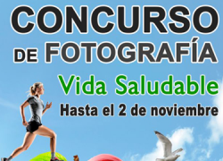 """El municipio onubense de Aljaraque organiza el concurso de fotografía """"Vida Saludable"""" con el objetivo de concienciar a la población sobre la importancia de un estilo de vida sano para el bienestar de la población"""