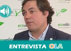 """""""La producción ecológica ha crecido porque agricultores nuevos y tradicionales se han dado cuenta de que hay que apostar por la calidad y el valor añadido"""", Álvaro Barrera, presidente de la asociación Ecovalia"""