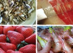 Huelva se presenta como candidata a conseguir el distintivo de 'Capital Española de la Gastronomía 2016′ que reconoce el valor y variedad de la gastronomía local y su papel en el sector turístico