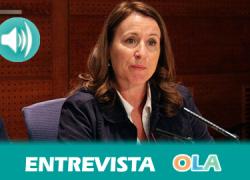 """""""Nos va a ofrecer la oportunidad de hablar con esas personas que, de manera silenciosa, están haciendo que el conocimiento sea una fuente de desarrollo para Andalucía"""", Teresa Cruz, directora Fundación Descubre"""