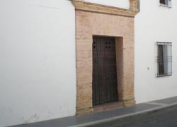 """La Casa de la Cultura """"Vicente Aleixandre"""" de Palos de la Frontera acoge una comisión informativa para impulsar el proyecto de tematización para el desarrollo de la Casa Museo """"Martín Alonso Pinzón"""""""