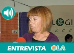"""""""Es fundamental desarrollar políticas de prevención durante todo el año y acabar con los recortes de plantilla y recursos en el INFOCA"""", Librada Moreno, responsable Forestal de Ecologista en Acción"""