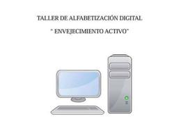 """Las personas mayores de la localidad cordobesa de Villa del Río ya pueden inscribirse en el taller de alfabetización digital """"Envejecimiento Activo"""" que pone en marcha la Concejalía de Mayores"""