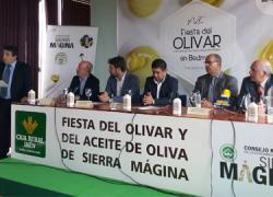 Clausurada la XVI Fiesta del Olivar y del Aceite de Oliva Virgen Extra de Sierra Mágina con la entrega de premios anuales que concede el Consejo Regulador de la Denominación de Origen Sierra Mágina