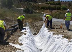 Los trabajos de construcción de la vía que comunicará Coín con la autovía A-357 del Guadalhorce, a la altura de Casapalma, estarán finalizados en noviembre con una inversión de más de 16 millones de euros