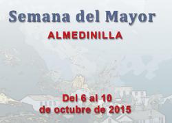 La Semana del Mayor de Almedinilla presenta un programa de actividades con senderismo, charlas, competiciones deportivas, jornadas de convivencia, video-forums, actuaciones musicales y degustaciones