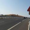 La vía A-44 abre al tráfico el acceso a La Guardia de Jaén tras estar cerrado por obras por deslizamiento de tierras que ponía en peligro su estructura y la seguridad de las personas conductoras