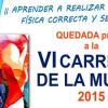 La Carrera de la mujer vuelve en su sexta edición al centro de Chiclana el próximo sábado 17 de octubre con el objetivo de promocionar una vida sana y actividades saludables entre este colectivo
