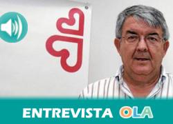 """""""Llevamos mucho tiempo pidiendo una renta mínima para todas las personas cuando no tienen nada y un fortalecimiento de los servicios sociales comunitarios"""", Anselmo Ruiz, director Cáritas Regional Andalucía"""