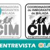 """""""Tener que pagar para conseguir la nacionalidad en España es una traba más para las personas inmigrantes que trabajan aquí y quieren equiparar sus derechos"""", Óscar Bonato, Coordinadora Inmigrantes de Málaga"""