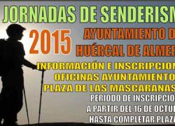 """Las personas de Huércal de Almería interesadas en participar en la próxima ruta de senderismo """"Las Castañas"""" que tendrá lugar el domingo 25 de octubre en términos de Sierra Nevada, ya pueden inscribirse"""