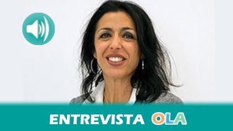 """""""Reducir entes instrumentales de la Junta y altos cargos va a permitir aumentar la inversión social y, a la vez, reducir los impuestos"""", Marta Bosquet, diputada de Ciudadanos en el Parlamento andaluz"""
