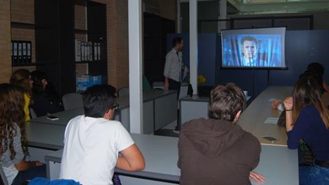 La juventud de Rute se forma en materia audiovisual y multimedia por medio de unos talleres en los que aprenderán desde a rodar un corto hasta a hacer un video-curriculum o crear un canal de televisión online