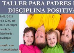 Comienza en Cártama el Taller educativo de Padres y Madres en Disciplina Positiva con más de 30 familias inscritas con el objetivo de contribuir a mejorar el crecimiento personal de sus hijos e hijas