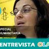 """""""Llega el invierno y los responsables europeos siguen discutiendo cómo cerrar fronteras o empujar a estas personas a terceros países donde se vulneran sus derechos"""", Virginia Álvarez, Amnistía Internacional"""