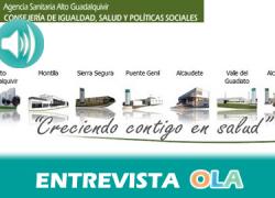 «Los hospitales públicos tienen un compromiso social preventivo además de curativo para promover dietas saludables y evitar enfermedades como la obesidad», Andrés Tornero, Agencia Sanitaria Alto Guadalquivir