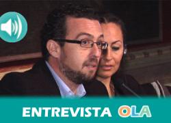 """""""Pedimos que se empiece cumpliendo la normativa, que, por ejemplo,  se garantice la escolarización de los niños y se garantice los derechos básicos"""", José Miguel Morales, Andalucía Acoge"""