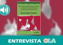 """""""El desarrollo es el gran fracaso del siglo XX y XXI, que une el bienestar al crecimiento económico, lo que pone en riesgo nuestra presencia en el planeta"""", Manuel Chaparro, profesor UMA y director de EMA-RTV"""