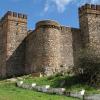 Cortegana busca financiación para recuperar la cerca exterior y la barbacana defensiva del Castillo de la localidad, uno de los monumentos más visitados actualmente en la provincia de Huelva