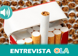 «La medida del envasado neutro demuestra efectividad para dejar de fumar, pero también otras medidas como subir el precio del tabaco», Daniel López, director Plan Integral de tabaquismo de Andalucía
