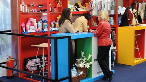 Las mujeres empresarias podrán participar y promocionar sus iniciativas en la X Feria Provincial de Empresarias que tendrá lugar los próximos 20, 21 y 22 de noviembre en el Patio de la Diputación de Sevilla