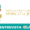 """""""La Ruta del Vino y Brandy del Marco de Jerez ofrece, permanentemente, todo tipo de experiencias alrededor del vino y de otros atractivos complementarios de nuestra tierra"""", Juan Manuel García, organizador"""