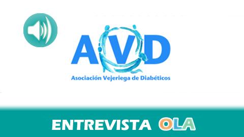 «La dieta mediterránea y el ejercicio físico son muy importantes para prevenir la diabetes tipo 2, que está aumentando en niños y adolescentes», José Ligero, pte. Asociación Vejeriega de Diabéticos (Vejer, Cádiz)