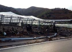 Albuñol será uno de los municipios granadinos que reciban financiación para las obras de emergencia que solucionarán los daños causados en las ramblas granadinas tras las lluvias torrenciales de este otoño