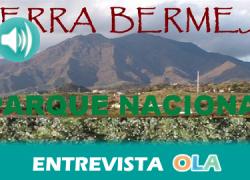 """""""Sierra Bermeja alberga un ecosistema único y es el principal valor para la biodiversidad de la Península Ibérica por ser un ecosistema serpentínico"""", Javier Martos, plataforma Sierra Bermeja Parque Nacional"""