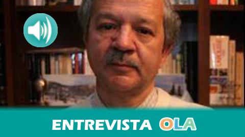 """""""La situación de la infancia es preocupante, aumenta la pobreza y no es una prioridad para casi ningún gobierno"""", Juan Pedro Oliver, presidente estatal de la asociación Pro Derechos del Niño"""