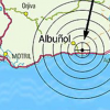 La localidad granadina de Albuñol registra un terremoto de 3,7 grados en la escala de Ritcher, el epicentro ha sido localizado en el sur de la localidad costera sin ocasionar daños personales ni materiales