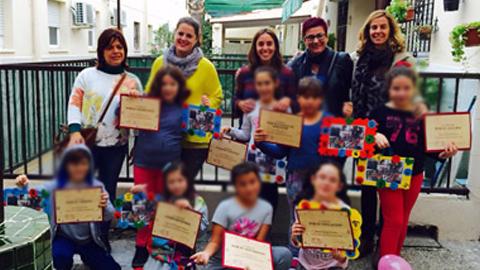 Finaliza el taller «Aprendiendo Posibilidades» del municipio sevillano de Gelves para prevenir el fracaso escolar y proporcionar herramientas sociales a niños y niñas con edades de entre 5 y 10 años