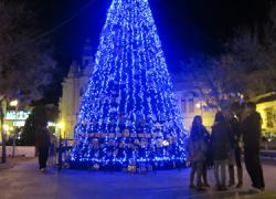 """Carmona pone en marcha cerca de cuarenta actividades culturales, lúdicas y de ocio incluidas en el programa """"Carmona es Navidad"""" para apoyar al comercio local y dinamizar las fiestas desde el 5 de diciembre"""
