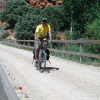 Un nuevo tramo de la Via Verde procedente de la antigua estación de Arroyo del Ojanco se acaba de abrir al público como Camino Natural Vía Verde de Segura y pasará por Reolid y Bienservida hasta Jaén