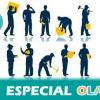 20D ELECCIONES GENERALES: Los sindicatos CCOO y CGT critican la política de empleo de los últimos años y reclaman a los partidos políticos compromisos concretos por la calidad en mercado laboral