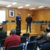El Salón de Plenos del Ayuntamiento de Olula del Río acoge el primer encuentro de coordinación del Plan de Dinamización Empresarial del Valle del Almanzora que quiere impulsar la Diputación de Almería
