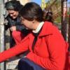 Comienzan los trabajos de rehabilitación del revestimiento y grabados de la Torre del Madero de Tarifa con el objetivo evitar desprendimientos y resaltar el valor patrimonial de los antiguos relieves