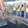 Albuñol avanza con las obras de emergencia para el arreglo de vías y caminos afectados por las inundaciones sufridas tras la fuerte tromba de agua que cayó a principios del mes de septiembre