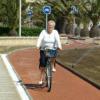 El carril bici de Roquetas de Mar se ampliará dentro de las reformas previstas para la Avenida Torrequebrada, que también comprenderán una reestructuración del tráfico, con un presupuesto de 1'6 millones