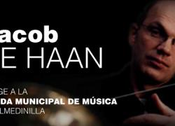 La Banda de Municipal de Música de Almedinilla será dirigida por el prestigioso compositor Holandés Jacob de Haan durante el concierto de Reyes, dentro de los actos programados para estas fiestas