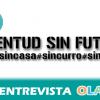 """""""Ante el desempleo y la precariedad laboral, los jóvenes en España solo podemos optar a seguir formándonos, lo que aumenta la sobrecualificación, o al exilio"""", Antonio Ponce, Juventud sin Futuro"""