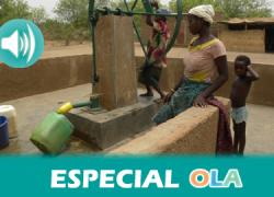 """""""Ocho meses después de crear accesos al agua potable vemos cambios radicales en las comunidades en cuanto a higiene y calidad de vida"""", Alfonso Artacho, técnico de Pozos sin Fronteras"""