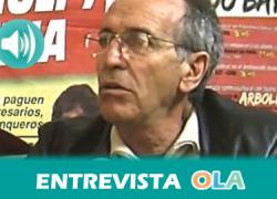 """""""El conflicto en las Malvinas fue utilizado por la Dictadura como estrategia política para acallar las protestas de trabajadores"""" Cacho Bonato, vicepresidente de Casa Argentina en Málaga"""