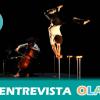 """""""Al observar espectáculos de danza y música nuestra frecuencia cardiaca y los indicadores de fatiga disminuyen beneficiando a nuestra salud física y emocional"""", Carlos López, UGR y compañía Zen del Sur"""