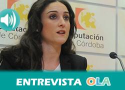 """""""En FITUR esperamos que Córdoba se identifique como un destino al que ir de manera obligada, para disfrutar todo lo que esta provincia maravillosa puede ofrecer"""", Carmen Gómez, diputada de Turismo – Córdoba"""