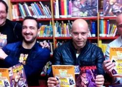 La asociación 'Carmona en viñetas' pone en marcha una nueva editorial para lanzar a los novedosos talentos del mundo del cómic y crear afición entre los y las lectoras de la localidad sevillana
